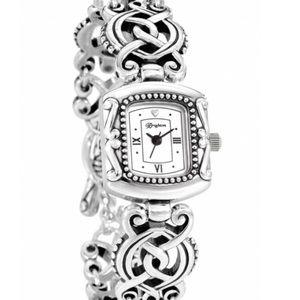 Brighton Rosarita Silver Plated Women's Watch